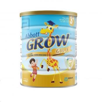 Sữa bột Abbott Grow Gold hương vani cho trẻ