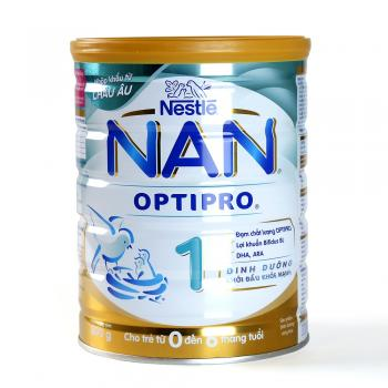 Sữa bột Nestlé Nan Optipro