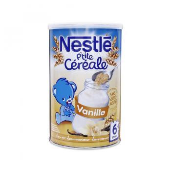 Ngũ cốc pha sữa Nestlé Céréale vị vani