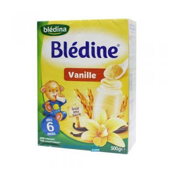 Ngũ cốc pha sữa Blédine vị vani