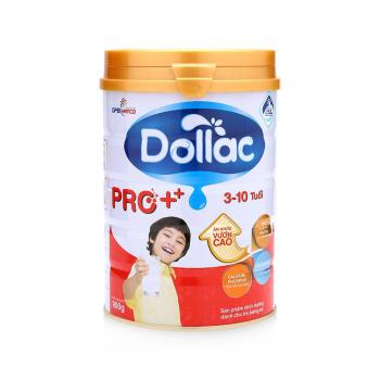 Sản phẩm dinh dưỡng dành cho trẻ biếng ăn Pro ++ Dollac